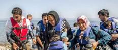 Réfugiés en Grèce