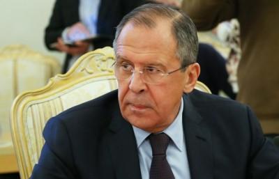 Russian Foreign Minister Sergey Lavrov, © Anton Novoderezhkin/TASS