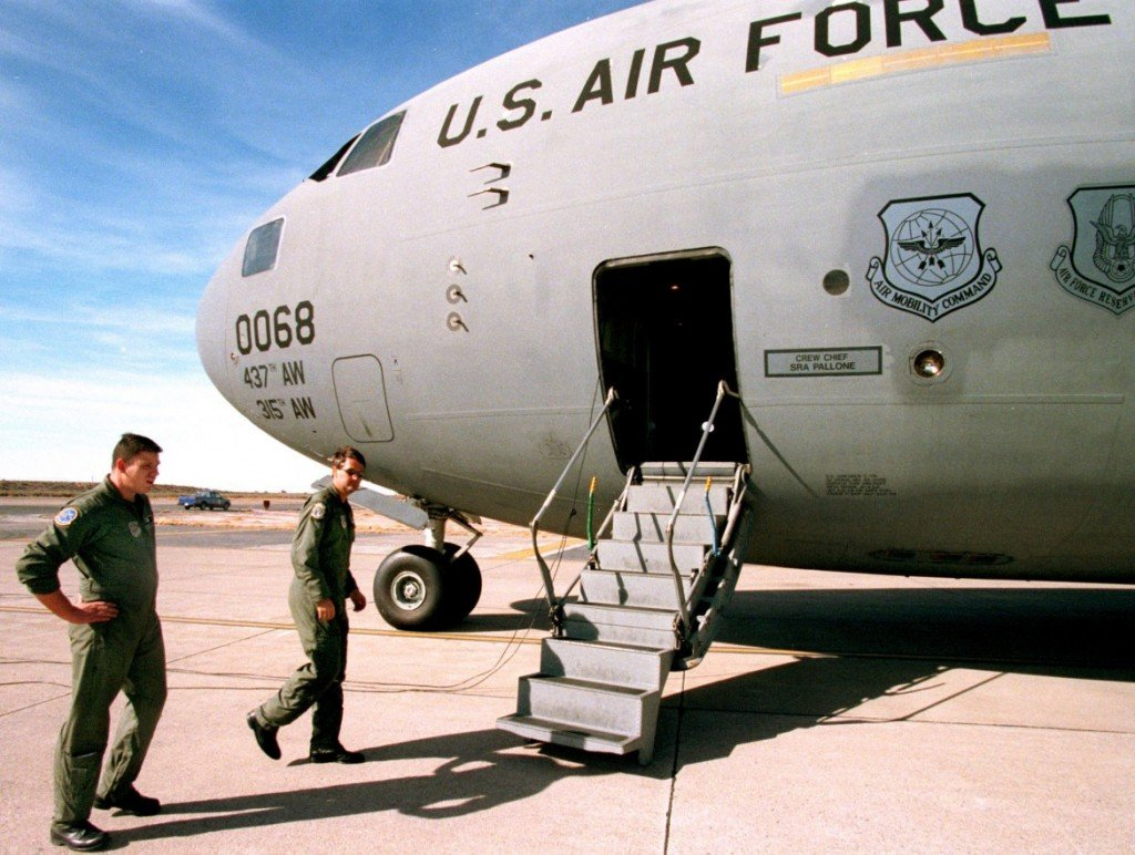The Most Important US Air Force Base You've Never Heard Of