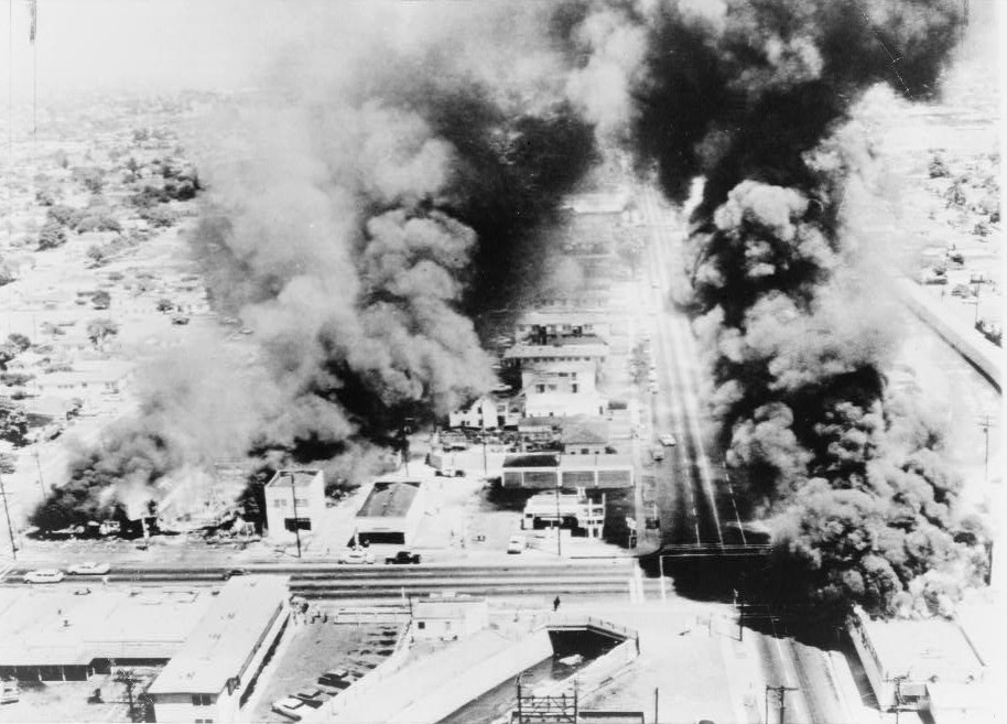The Civil Rights Movement in the US: Fiftieth Anniversary of the Watts Rebellion