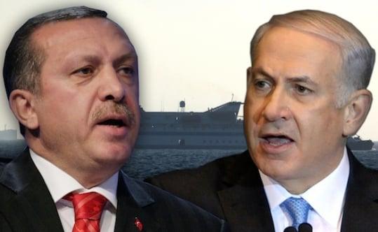 Erodoğan and Netanyahu Declare War