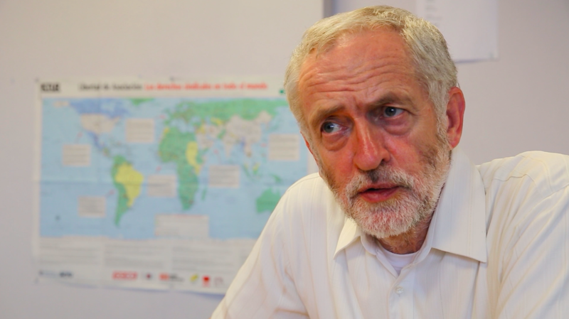 The Political Mystery Surrounding Jeremy Corbyn and the UK Budget Deficit