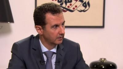 Assad président