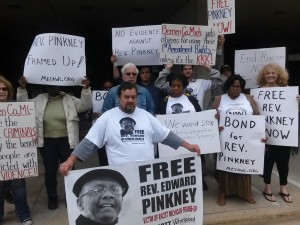 Grand Rapids Demonstration to Support Rev. Pinkney