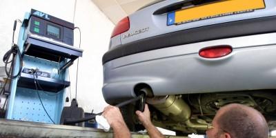 volkswagen test antipollution