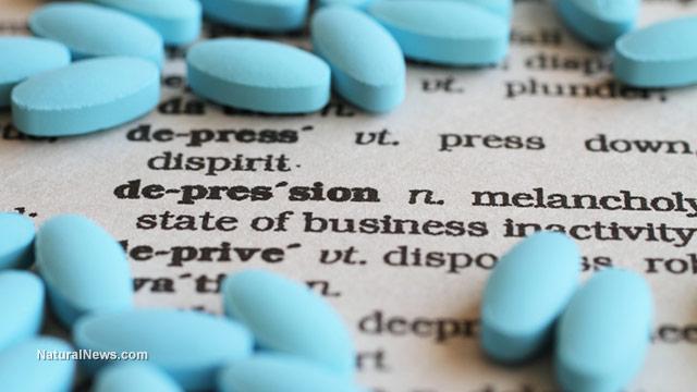 Depression Drug Medical Fraud: Vast Majority Prescribed Dangerous Mind-altering Drugs Don't Even Have Depression