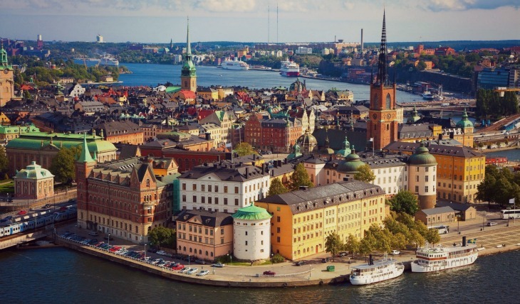 Sweden Aims To Become The World's First Fossil Fuel-Free Nation
