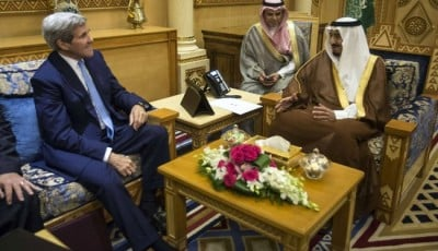 US, Saudi Vow to Boost Terrorist Fighters in Syria against Assad