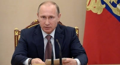 """""""Dear President Putin"""": Open Letter Regarding Russia's Launching of Air Strikes against the ISIS 