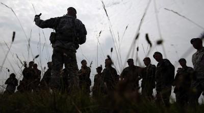 NATO command center