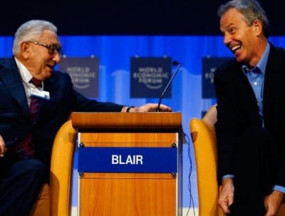 Kissinger-Blair