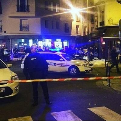 Paris Attack Novemeber