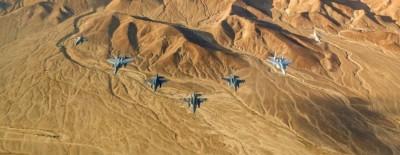 US-Israel-war-games-Russian-plane-crash-900x350
