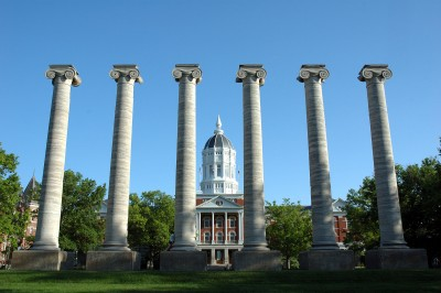 University of Missouri, Photo by Jesse_Hall (CC BY 3.0)