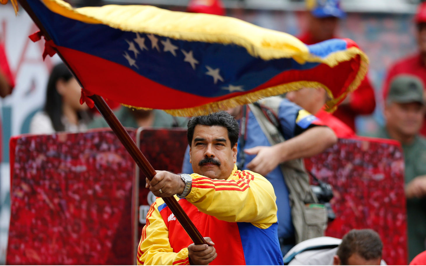 Can People's Power Save the Bolivarian Revolution?