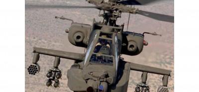 hélicoptère Escorte