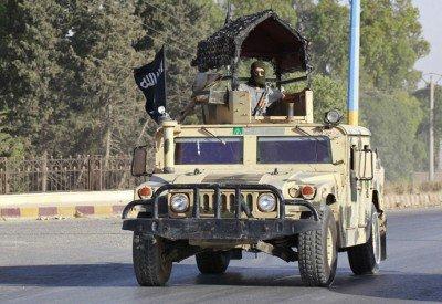 Irak et Syrie ou l'arnaque occidentale de l'EI  - Page 4 Isis-hummer