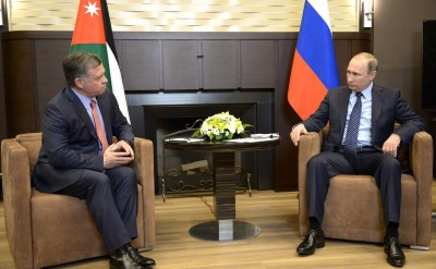 President Putin's Statement on Russian Jet Fighter Shot...