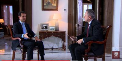 Assad TV tchèque