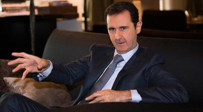 Syria's President Bashar al-Assad © SANA / Reuters