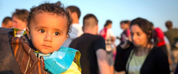"""The Refugee Crisis Looms: """"A New Idea, Turn Greece into a Concentration Camp,[Powder Keg]!"""""""