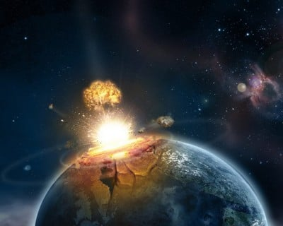global species extinction humans are now the asteroid hitting the