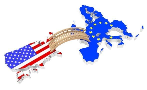 The Eu To Become A Us Colony The Transatlantic Trade And