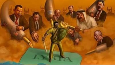 kadhafi mort