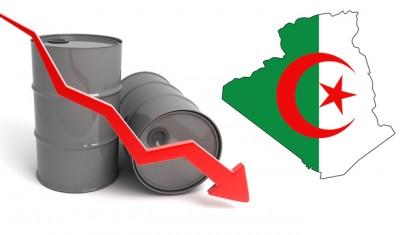 algérie pétrole