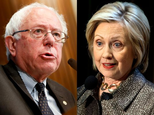 Sanders and Clinton: Palestinian Defender vs. Israel Apologist