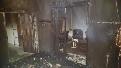 Duma arson attack, Photo by Zakaria Sadah RHR (CC-4.0)