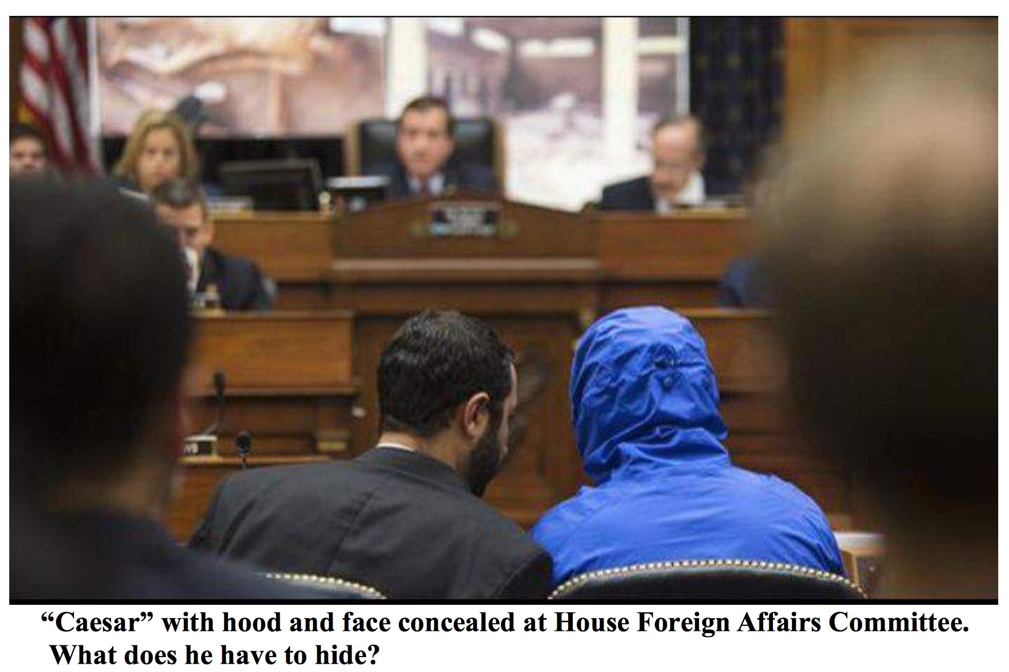 Afbeeldingsresultaat voor Caesar amnesty syria report fake