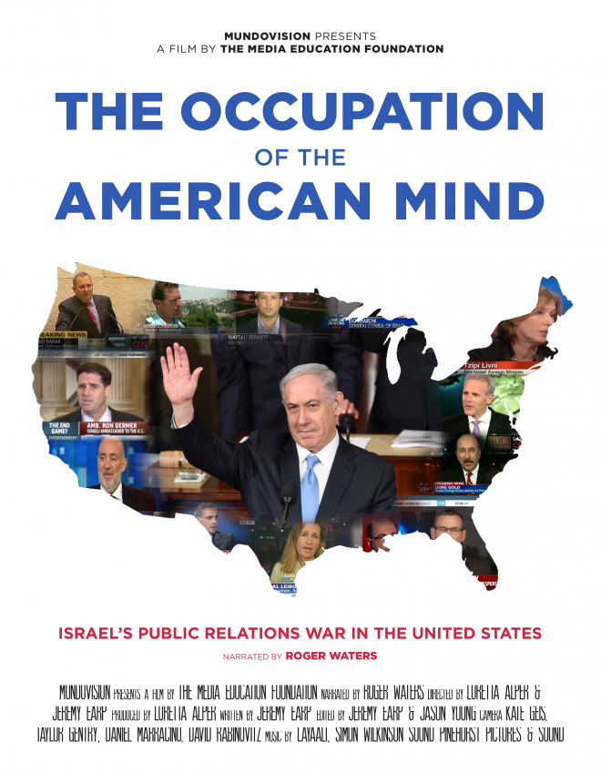 Video: Israel's Public Relations War in the US: The Occupation of the American Mind