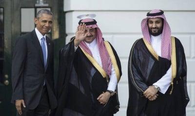 Obama Saoud