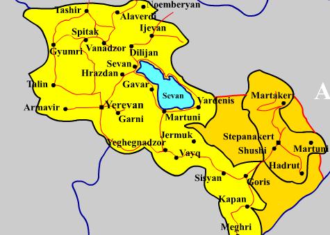 Encirclement Of Russia The War For Ngorno Karabakh Between Armenia And Azerbaijan Salam Alquds Alaykum سلام القدس عليكم