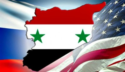 U.S.-Russia-Syria