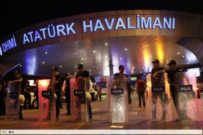 Istanbul airport bomb attack