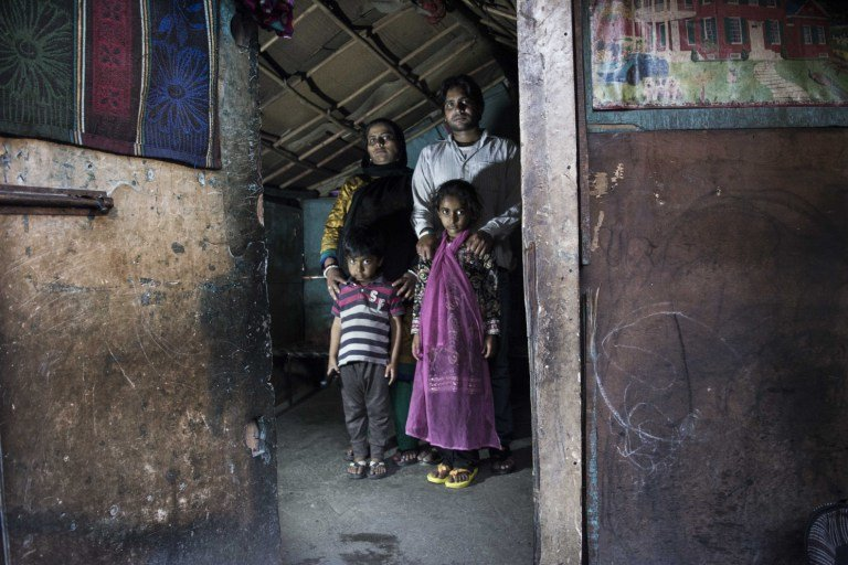 Photo Essay From India S Victims Of Urban Development Life In