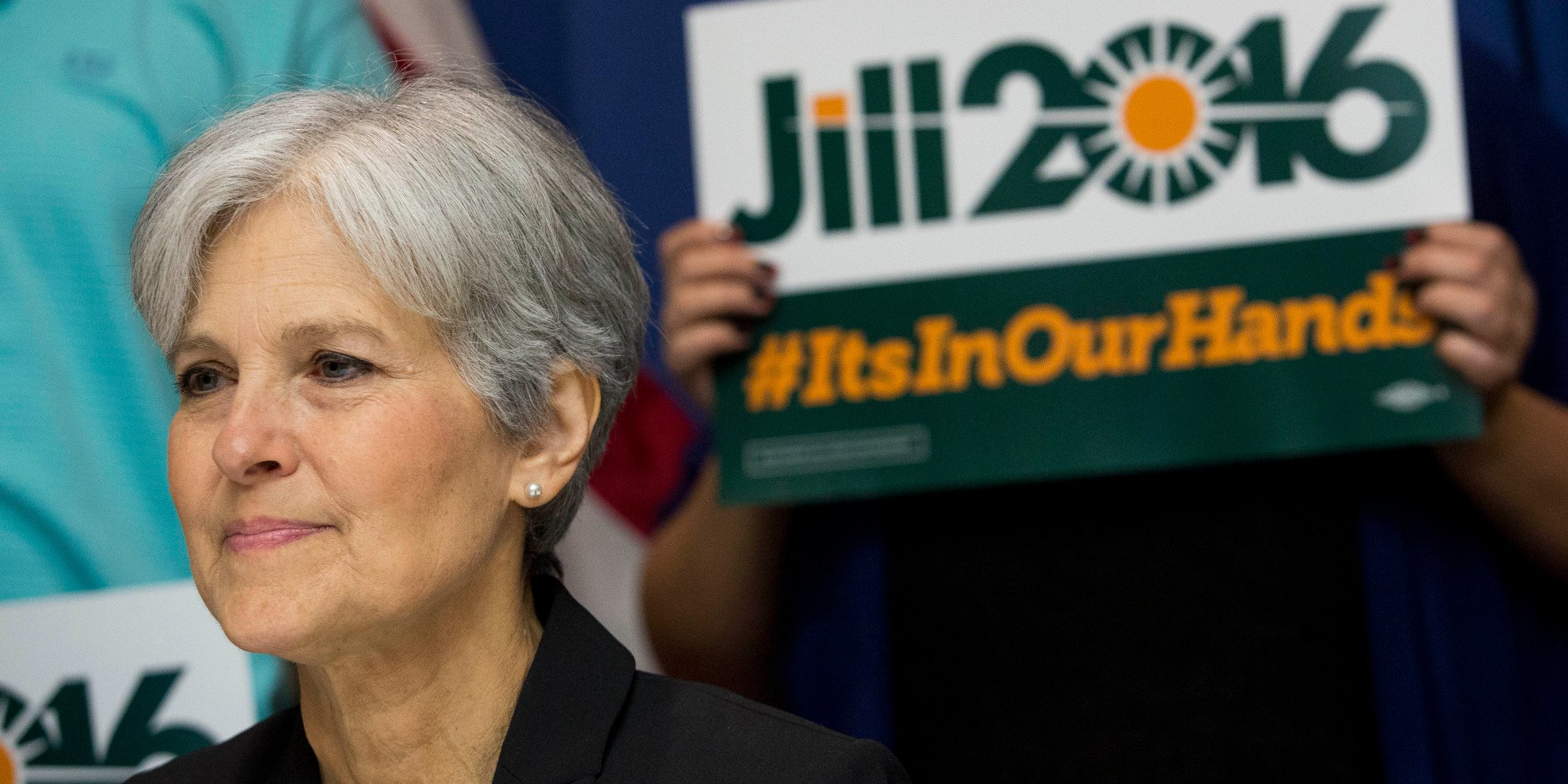 Green Party Jill Stein and Ajamu Baraka on Ballot for 90% of US Voters