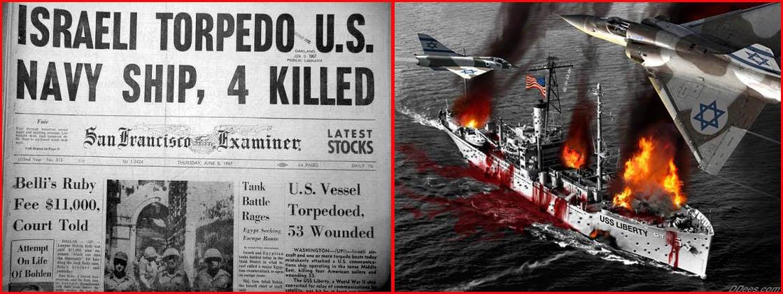 The 1967 Israeli Attack on the USS Liberty | Mondialisation.ca