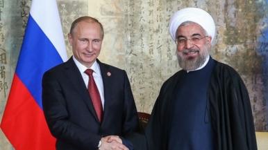Iran Russie 2