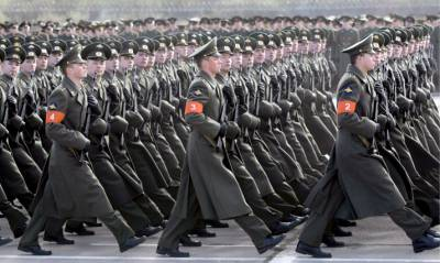 Russian Armed Forces In