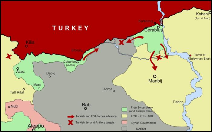 US-NATO-Turkey Invasion of Northern Syria: CIA « Failed » Turkey ...