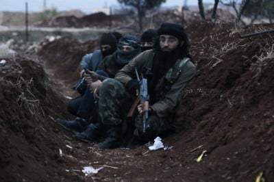 ... including the Tiger Forces, the Desert Hawks Brigade, Hezbollah and others) and the Jaish al-Fatah militant coalition, led by Jabhat Fatah al-Sham ...