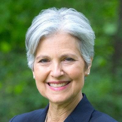 Jill Not Hill: Green Party's  Jill Stein Forges Ahead after Democratic National Convention