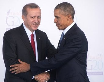 Erdogan Obama