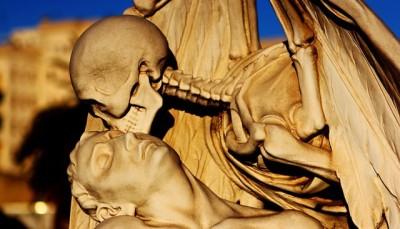 baiser de la mort