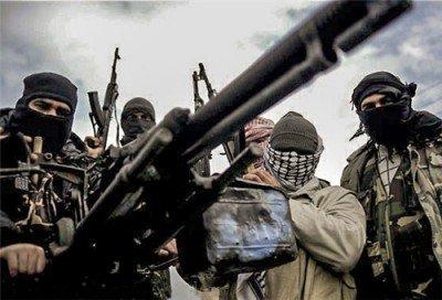 シリアの反政府勢力-CIA