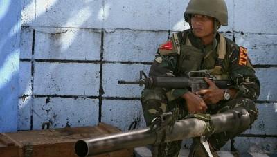 phillipines rifles guns