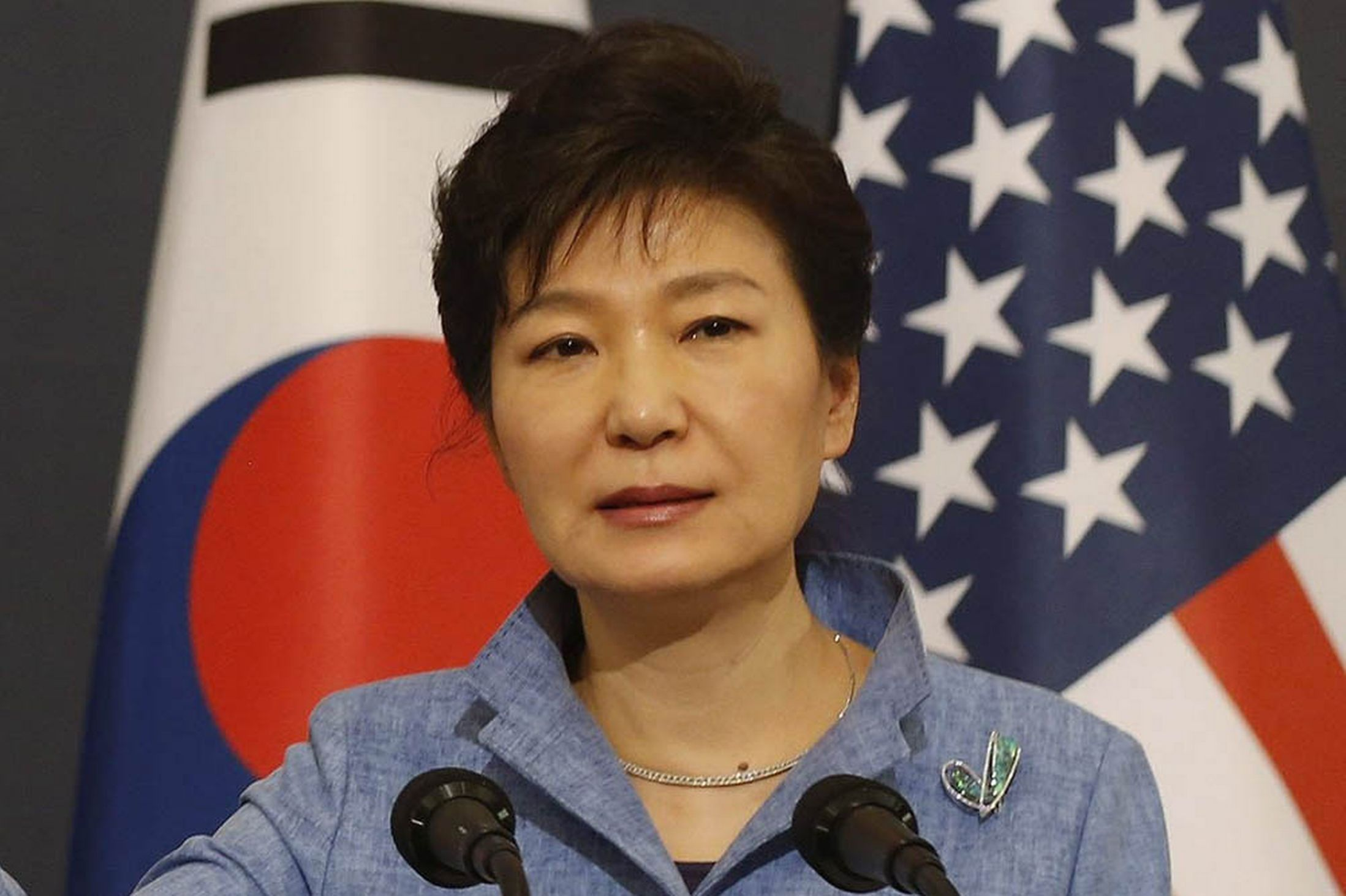 Park Geun-hye earned a  million dollar salary - leaving the net worth at 1 million in 2018